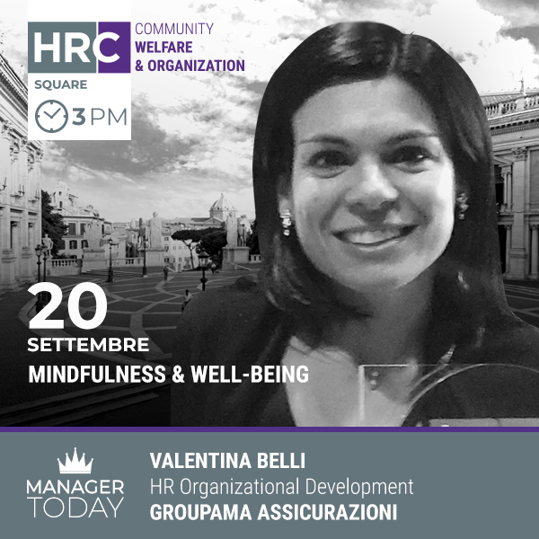 HRC SQUARE - MINDFULNESS & WELL-BEING