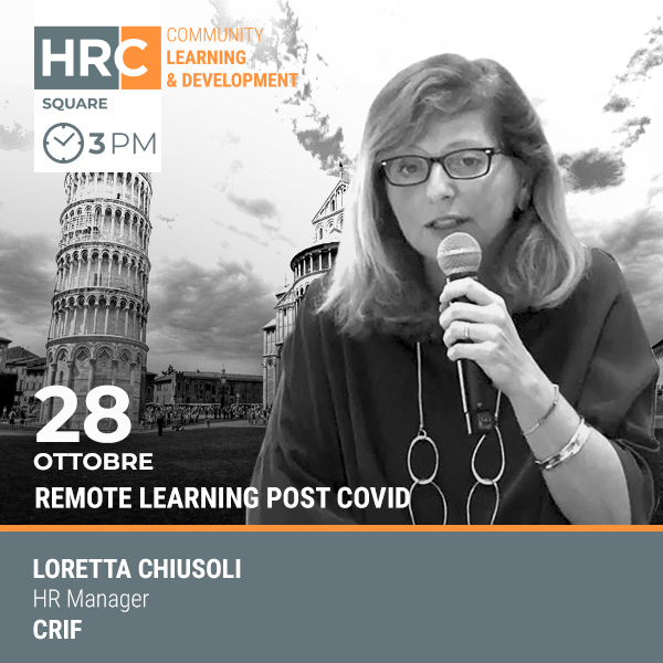 HRC SQUARE - REMOTE LEARNING POST COVID