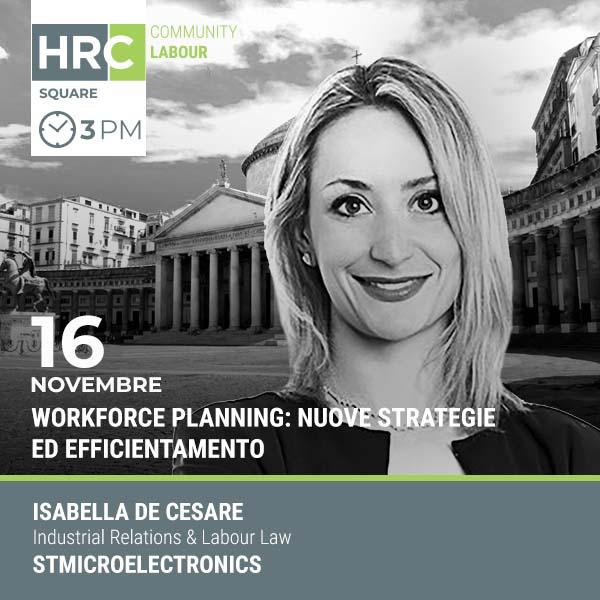 HRC SQUARE - GESTIONE DELLA TURNISTICA ED EFFICIENTAMENTO DEL WORKFORCE PLANNING
