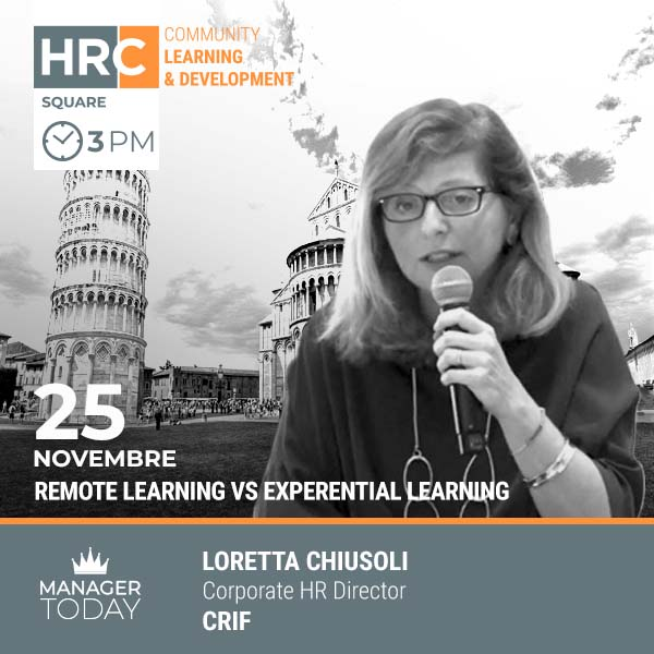 HRC SQUARE - REMOTE LEARNING VS EXPERENTIAL LEARNING