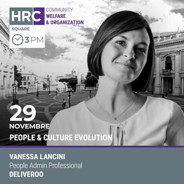 HRC SQUARE - PEOPLE & CULTURE EVOLUTION