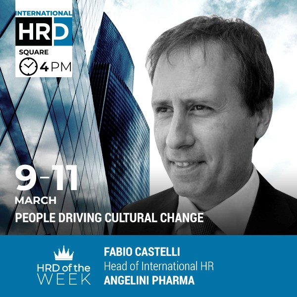 INTERNATIONAL HRD SQUARE - THE PURSUIT OF PEOPLE CENTRICITY AND BECOMING AN EMPL ...