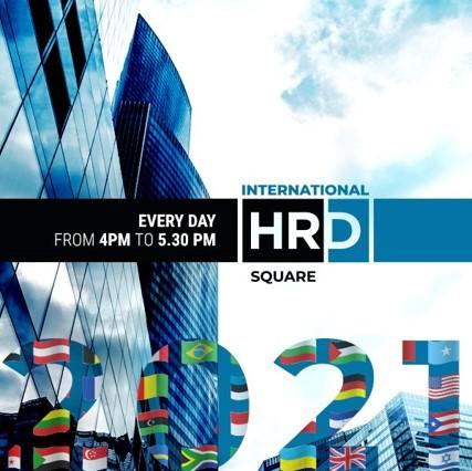 INTERNATIONAL HRD SQUARE - SEE YOU TOMORROW!