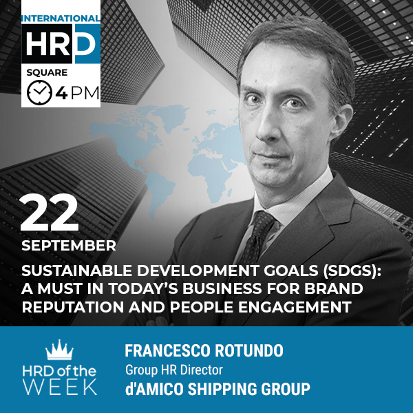 INTERNATIONAL HRD SQUARE - SDGs: A MUST IN TODAY'S BUSINESS FOR BRAND REPUTATI ...