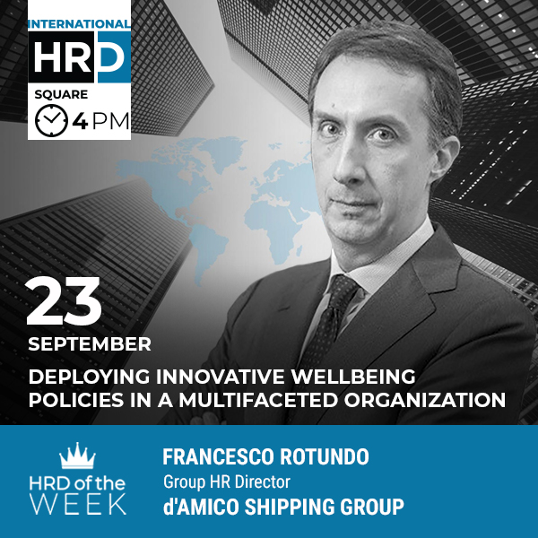 INTERNATIONAL HRD SQUARE - DEPLOYING INNOVATIVE WELLBEING POLICIES IN A MULTIFAC ...