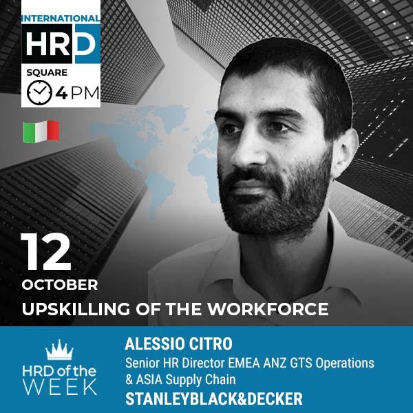 INTERNATIONAL HRD SQUARE - UPSKILLING OF THE WORKFORCE