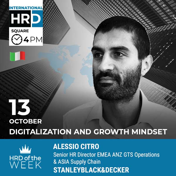 INTERNATIONAL HRD SQUARE - DIGITALIZATION AND GROWTH MINDSET