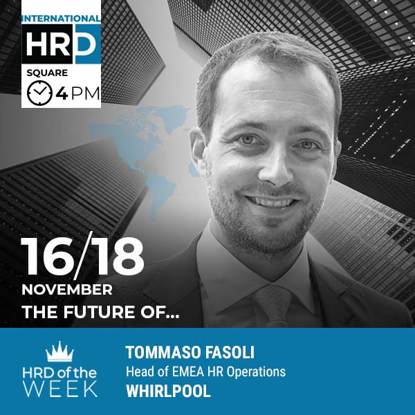 INTERNATIONAL HRD SQUARE - THE FUTURE OF: WORK AND EMPLOYEE EXPERIENCE