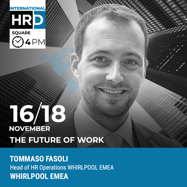 INTERNATIONAL HRD SQUARE - THE FUTURE OF: HR OPERATING MODEL