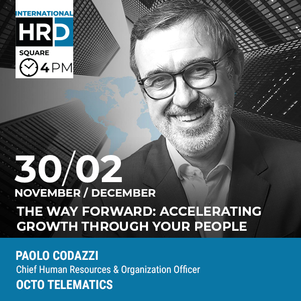 INTERNATIONAL HRD SQUARE - THE NEXT FRONTIER OF WORK AND SPACES