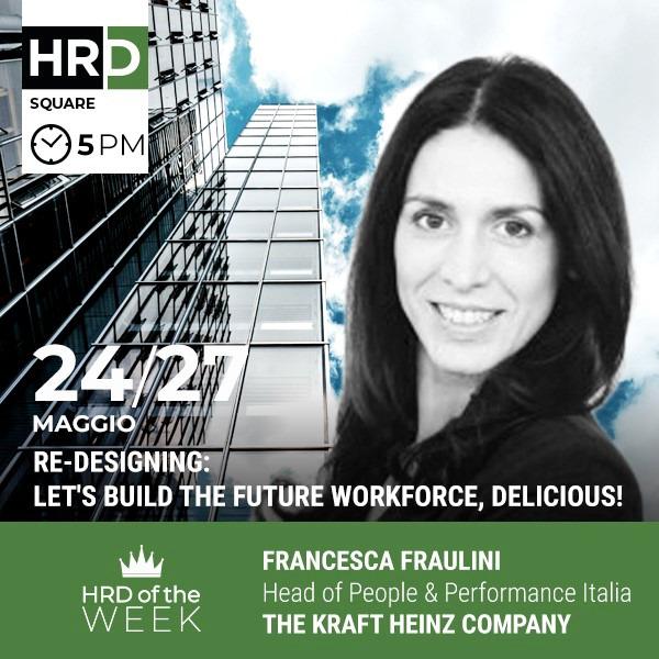 HRD Square - La Meeting room dei Direttori HR della Community