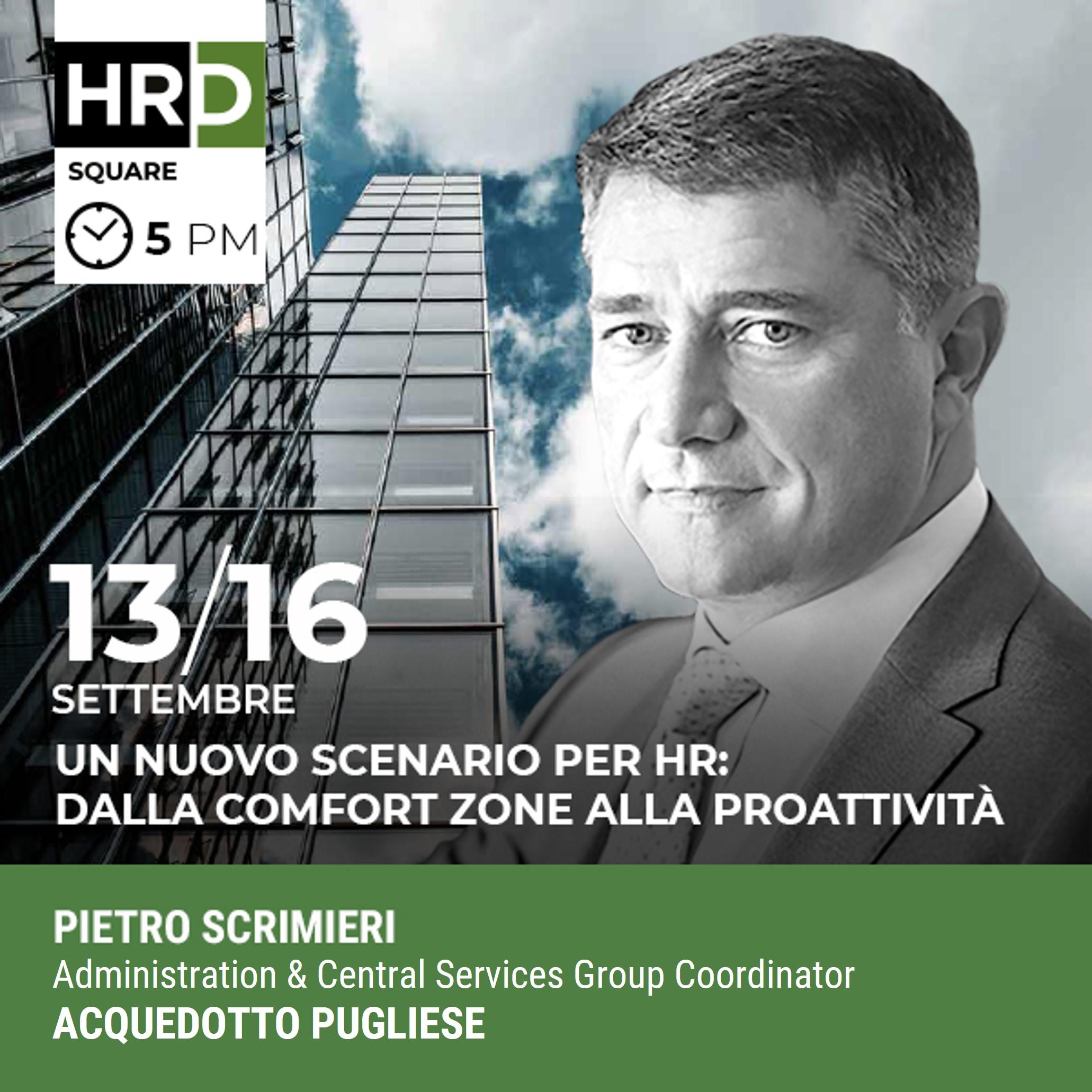 """HRD Square - COME USCIRE DALLO SLOGAN """"LA PERSONA AL CENTRO """". COME HR CI ST ..."""
