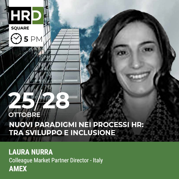 HRD Square - TALENT ATTRACTION: TRA COERENZA E COMPETITION GLOBALE