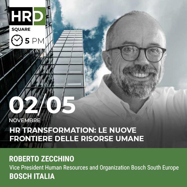 HRD Square - HR TRANSFORMATION: NEW COLLABORATION MODELS