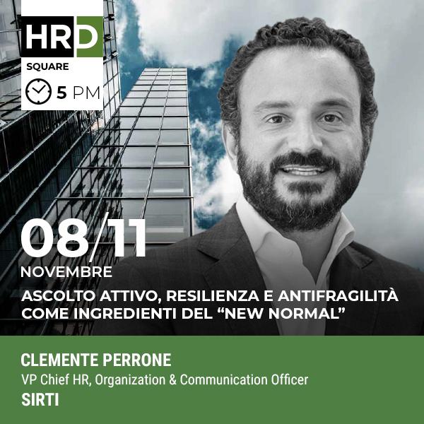 HRD Square - L'INVESTIMENTO IN NUOVE COMPETENZE TRA DOVERE DEL SINGOLO ALL'A ...