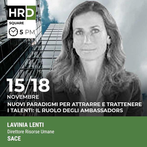 HRD Square - WELCOME ONBOARD!  LA VISIONE SUL FUTURO TRA IBRIDO E DIGITALE