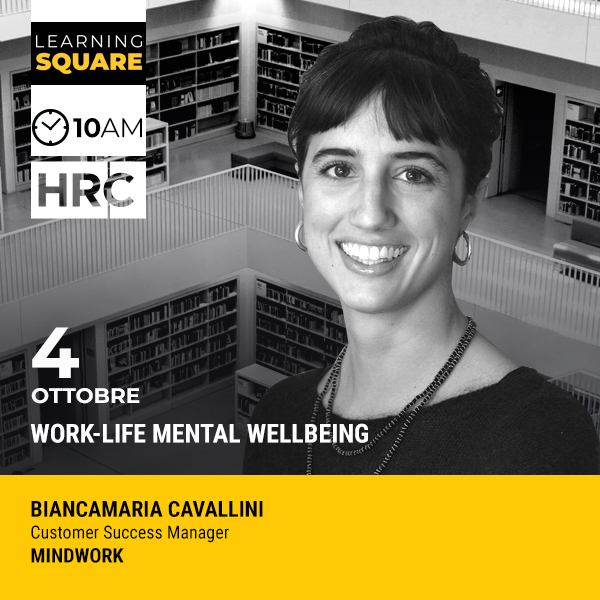 LEARNING SQUARE - WORK-LIFE MENTAL WELLBEING