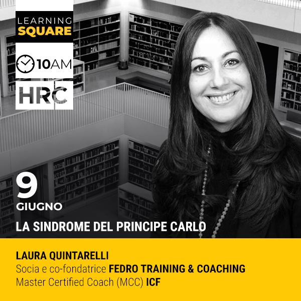 LEARNING SQUARE - LA SINDROME DEL PRINCIPE CARLO