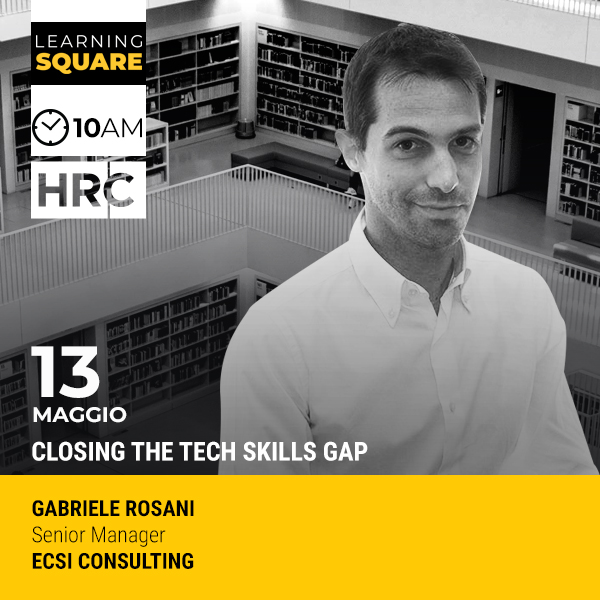 LEARNING SQUARE - CLOSING THE TECH SKILLS GAP