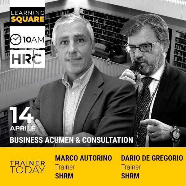 LEARNING SQUARE - BUSINESS ACUMEN & CONSULTATION