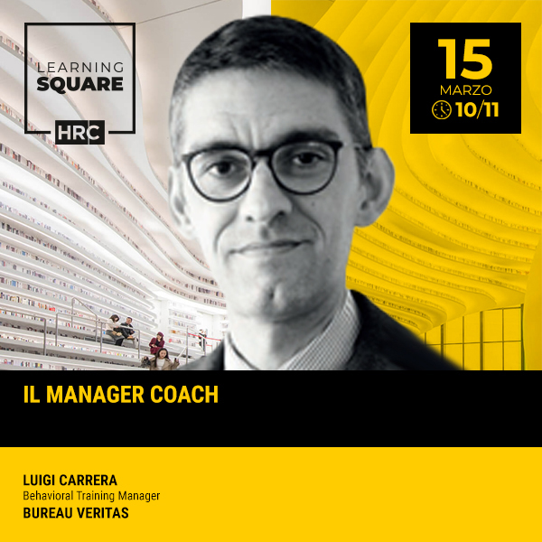 LEARNING SQUARE - IL MANAGER COACH