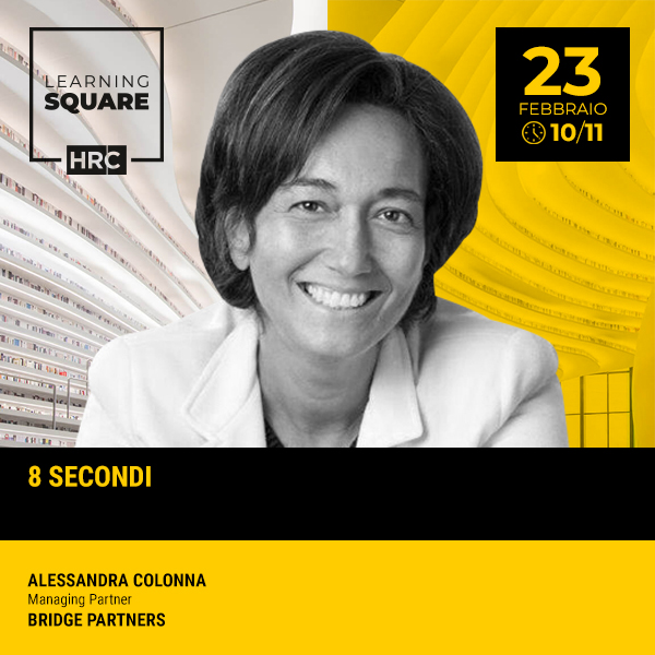 LEARNING SQUARE - 8 SECONDI