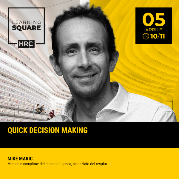 LEARNING SQUARE - QUICK DECISION MAKING