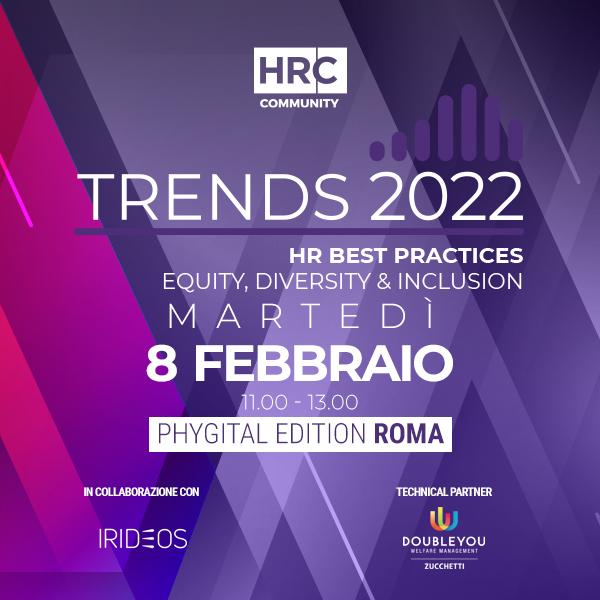 TRENDS 2022 - Cultural Evolution