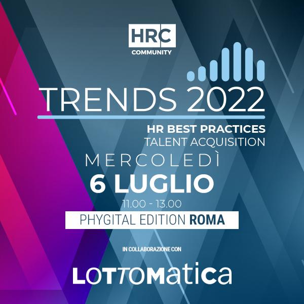 TRENDS 2022 - Candidate Journey & Digital Communication